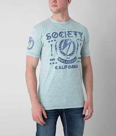 Society Double Up T-Shirt