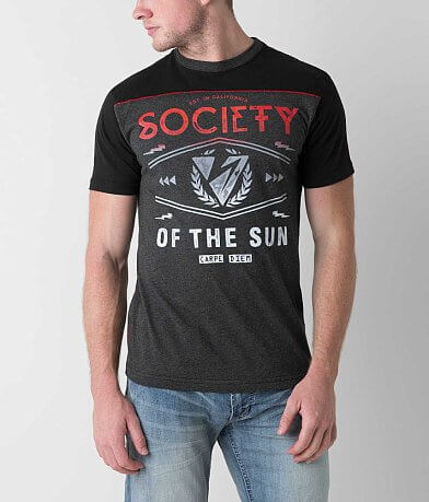 Society Follow T-Shirt