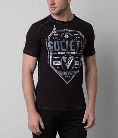 Society Full Body T-Shirt
