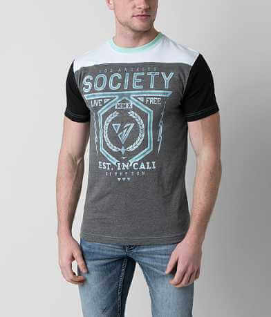 Society Faded T-Shirt