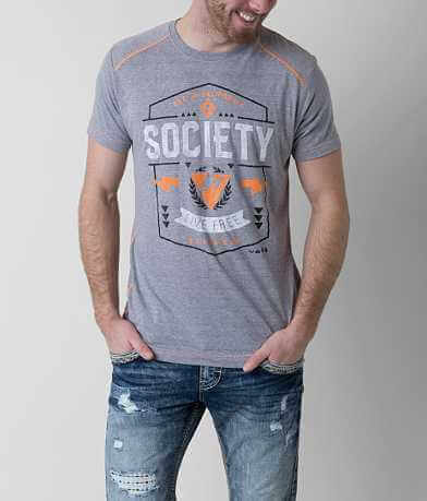 Society Train T-Shirt