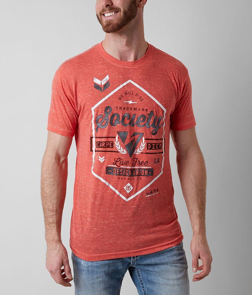 Society Tomorrow II T-Shirt front view