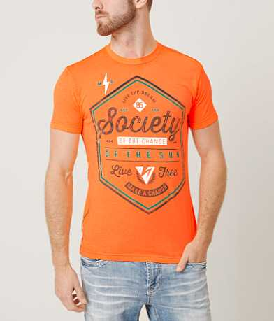 Society License T-Shirt
