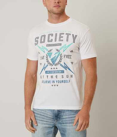 Society Where To T-Shirt