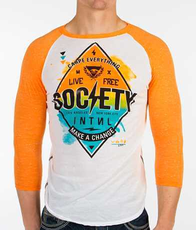Society Morning Rise T-Shirt