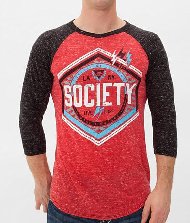 Society Fight Or Flight T-Shirt