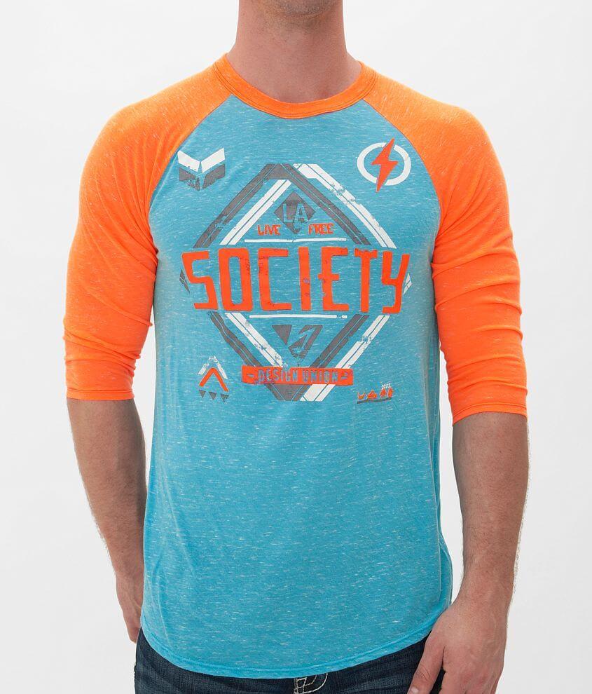 Society Polar T-Shirt front view