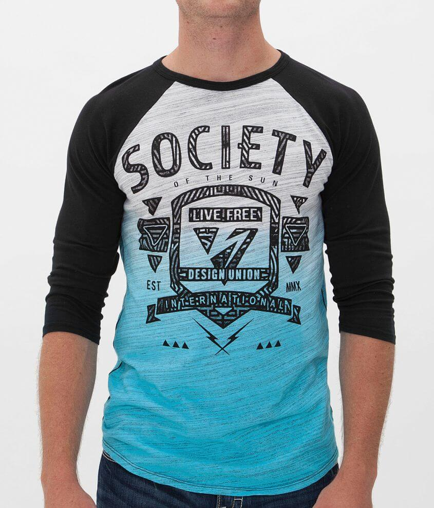 Society Symphony T-Shirt front view