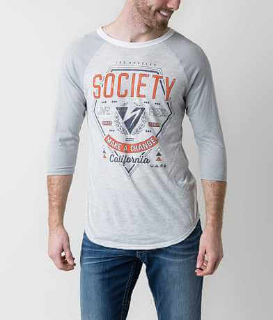 Society Initialize T-Shirt