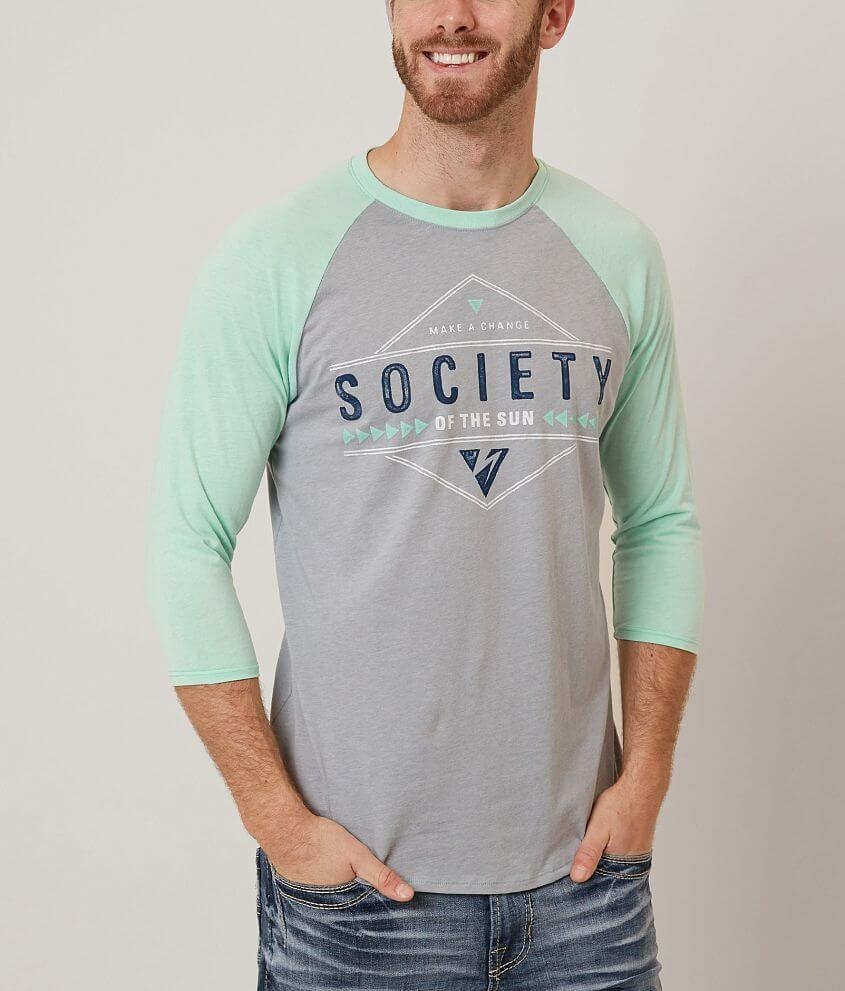 Society Fresco T-Shirt front view