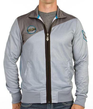 Society Custom Track Jacket