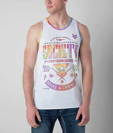 Society Almost Tank Top