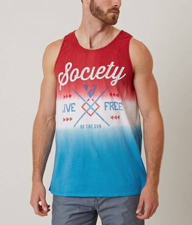 Society Living Within Tank Top