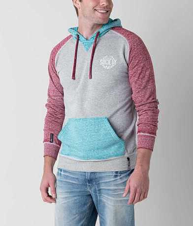 Society Walk On By Hooded Sweatshirt