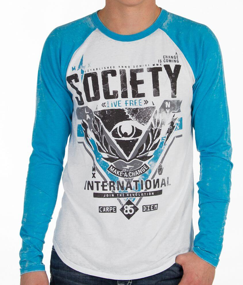 Society In Arms T-Shirt front view