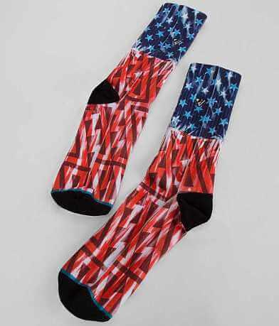Society Patriot Socks