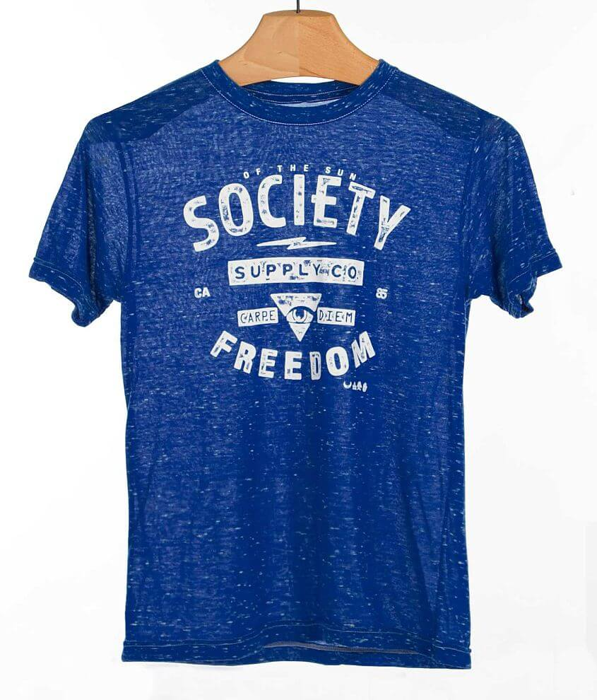 Boys - Society Congo T-Shirt front view