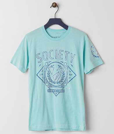 Boys - Society Devised T-Shirt