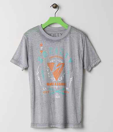 Boys - Society Exclaim T-Shirt