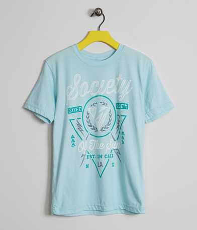Boys - Society Strand T-Shirt