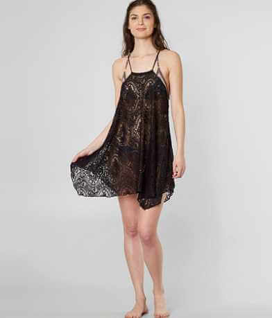 SOLUNA Lace Swim Cover-Up