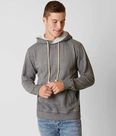 NITROUS BLACK Drop Shadow Sweatshirt