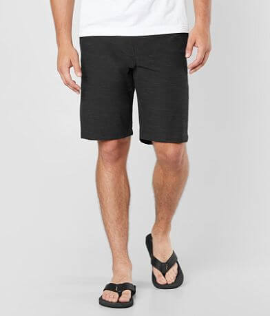 NITROUS BLACK Division Hybrid Stretch Walkshort
