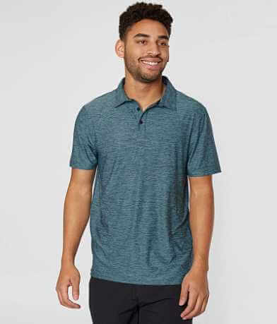 Veece Forecast Stretch Polo