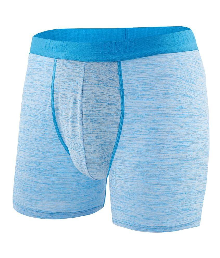BKE Marled Stretch Boxer Briefs front view