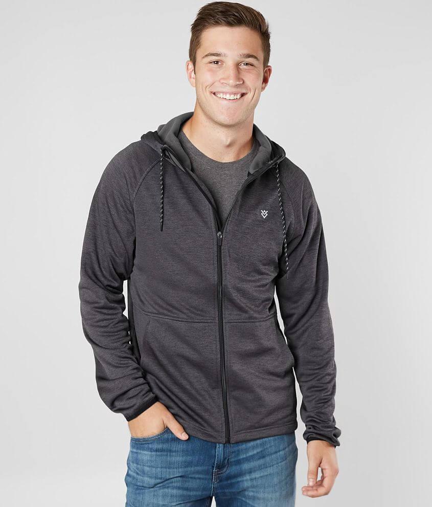 Veece Ponto Hooded Sweatshirt front view