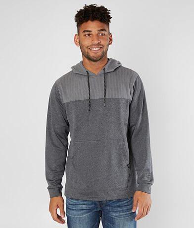 NITROUS BLACK Drift Hooded Sweatshirt