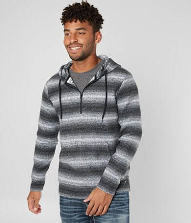 Departwest Hooded Fleece Sweatshirt