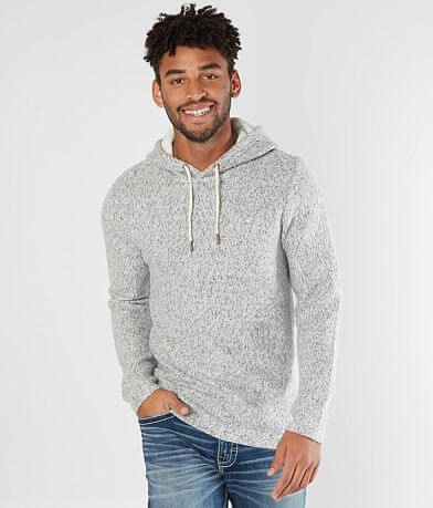Outpost Makers Fleece Hooded Sweatshirt