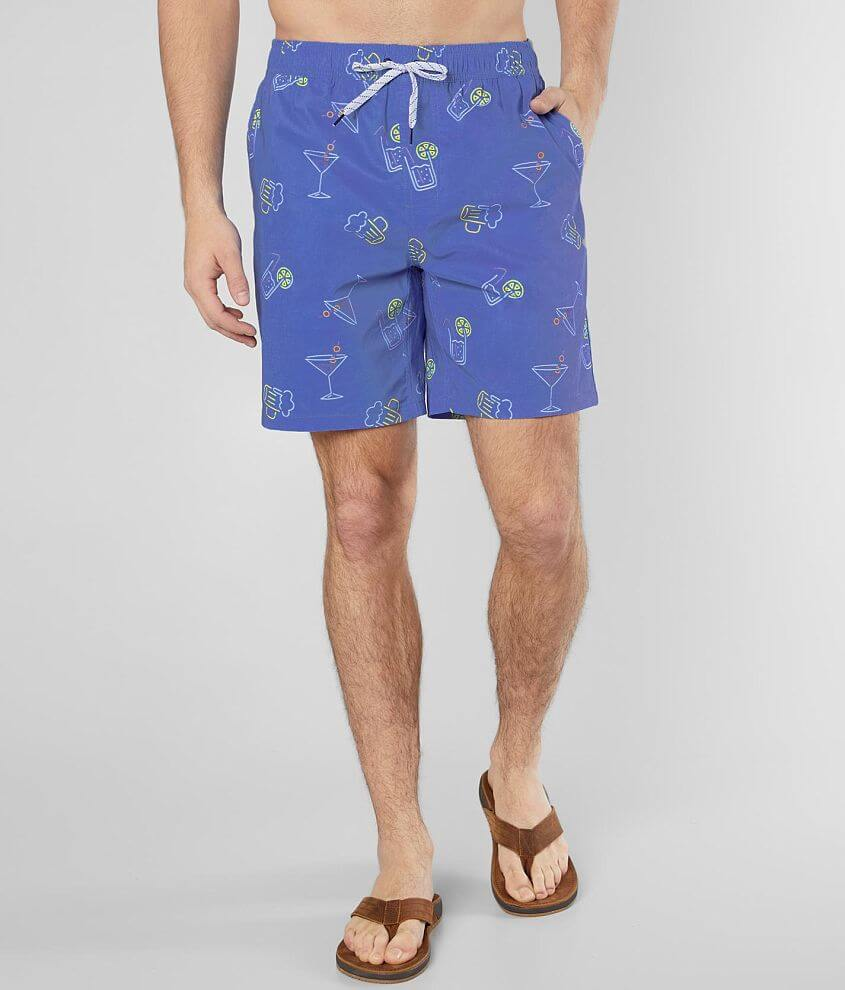 Departwest Pick Your Poison Stretch Boardshort front view