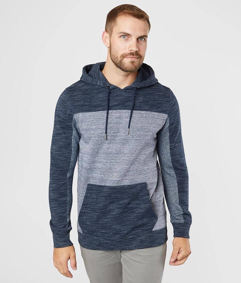 BKE Clap Back Hooded Sweatshirt front view