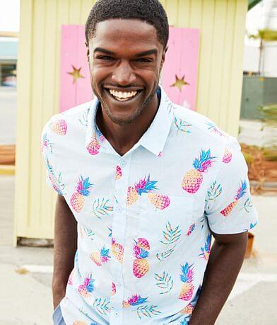 Departwest Pineapple Shirt