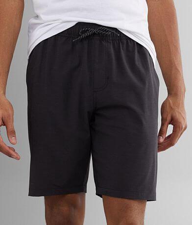 Departwest Solid Stretch Short
