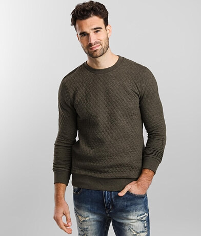 Outpost Makers Oliver Quilted Pullover