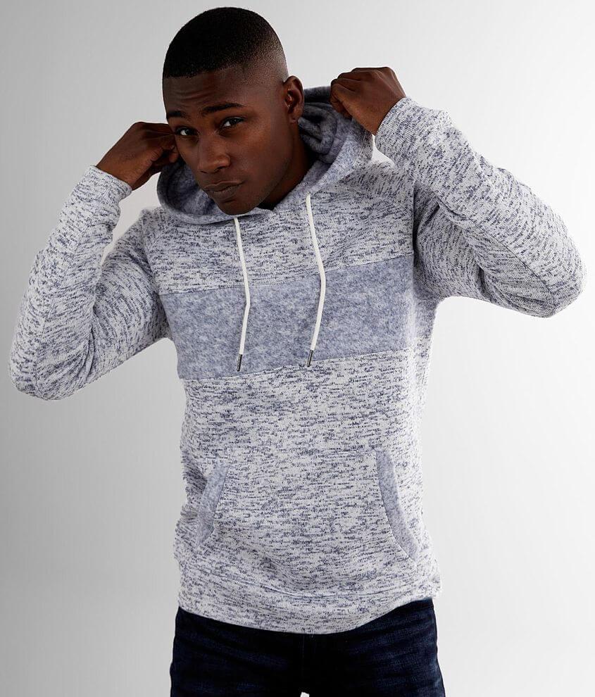 BKE Landon Hooded Sweatshirt front view