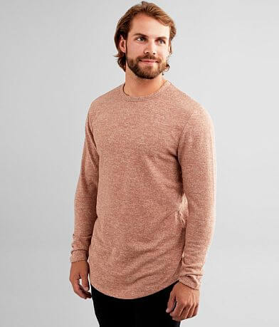 Nova Industries Coen Fleece Long Body T-Shirt