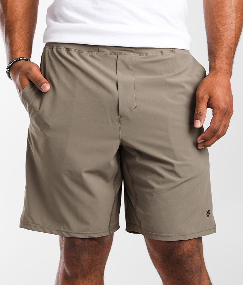 Veece Active Performance Stretch Short front view