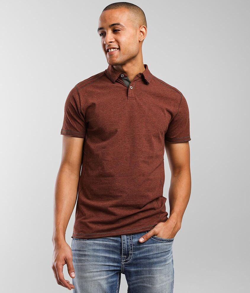 BKE Elliot Stretch Polo front view