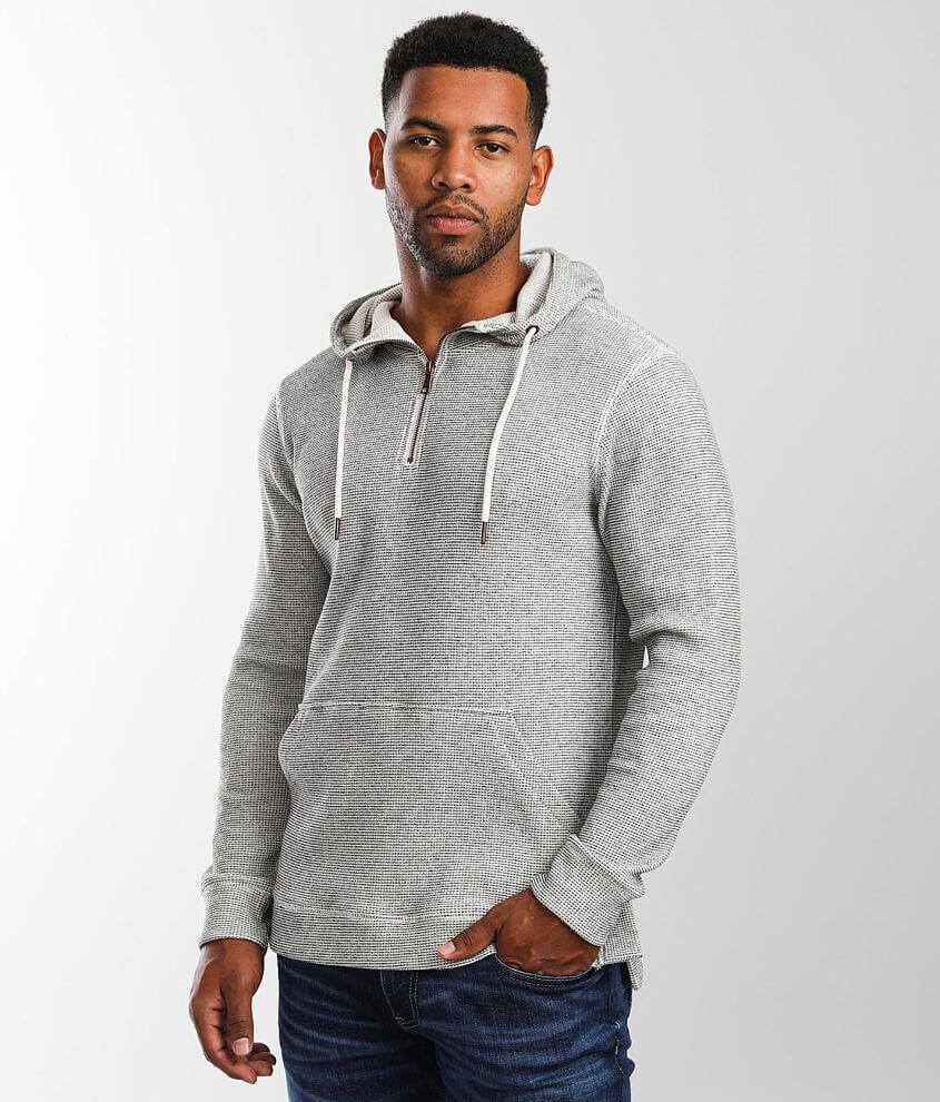 Outpost Makers Pablo Thermal Hoodie front view