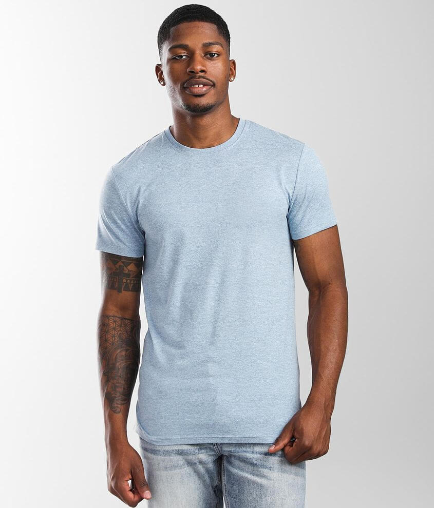 BKE Lawrence Performance Stretch T-Shirt front view