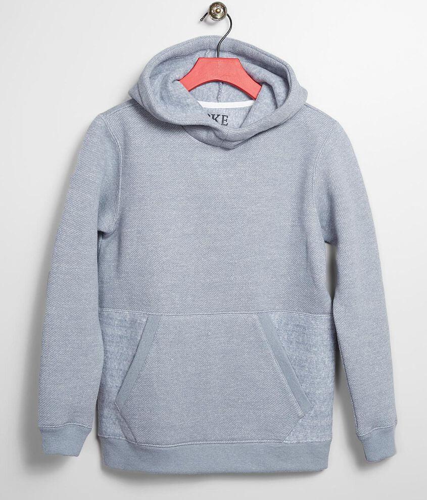 Boys - BKE World Wonderer Hooded Sweatshirt front view