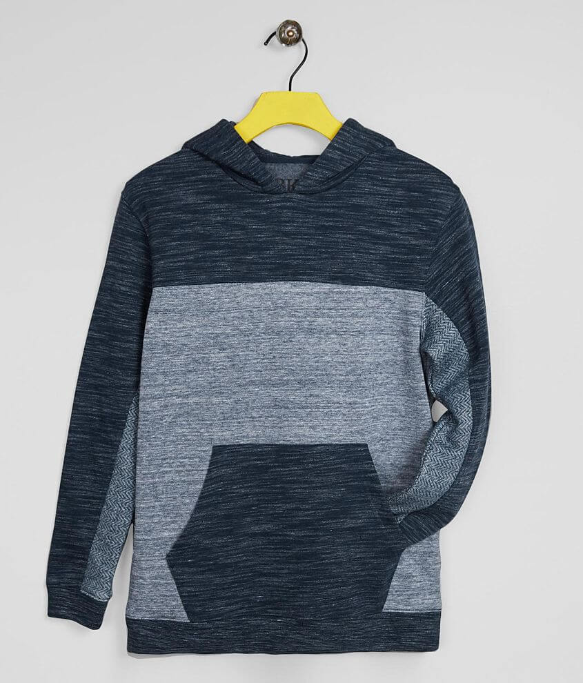 Boys - BKE Clap Back Hooded Sweatshirt front view