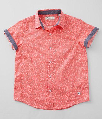 Boys - Departwest Geo Triangle Shirt