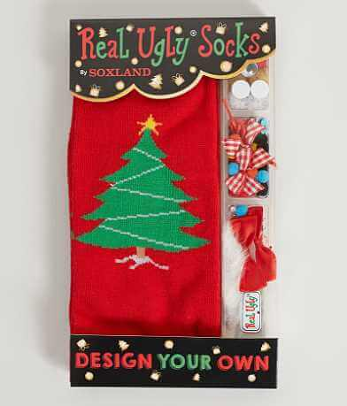 Soxland Really Ugly® Christmas Socks Kit