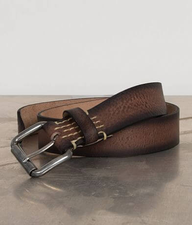 BKE Distressed Leather Belt