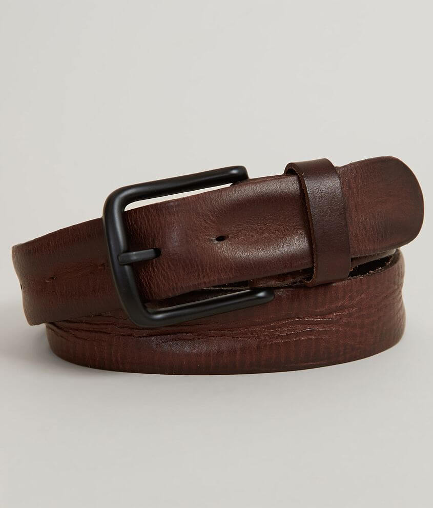 e17949bdc19 Outpost Makers Hike Leather Belt - Men's Accessories in Brown | Buckle
